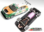 3D Chassis - SCX Seat Leon CUP Racer (Combo)