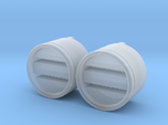 Moebius EVA Pod: Pipe Thingies Horizontal