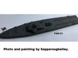 1/144th scale Hungarian Armoured Mine Layer PAM-21