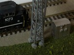 N Scale 4x Relay Shed 2