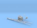 1/96 Bismarck Airplane Crane KIT