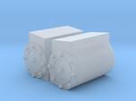 Peckett W4 Cylinder Shrouds