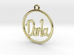 Darla First Name Pendant