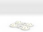 1/8 Halibrand Wheel Centers