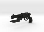 1:6 Scale Steampunk Boarding Pistol