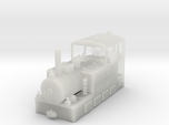 Freelance H0e model tramway loco - n.2