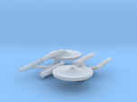 Federation Class Refit 1/7000 Attack Wing x2