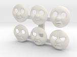 HO Thomas Face Pack #1