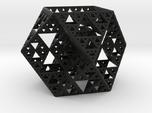 Sierpinski Cuboctahedron Fractal