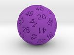 D50 Sphere Dice