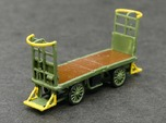 HO Scale (1/87) - Electric Baggage Cart