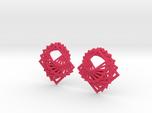 Arithmetic Earrings (Studs)