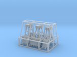 Clamshell Buckets N or HO Scale
