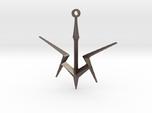 Black Knights Sigil Keychain - Code Geass