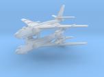 1/700 TU-16 Badger (x2) (Landing Gear Down)