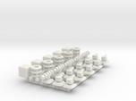 Modules 1: Turrets, Engine, Cube