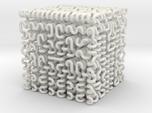 Small Hilbert cube variation