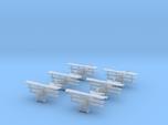 1/288 Fokker Dr.I (x6)