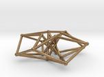 Sacred Geometry: Toroidal Hypercube 50mmx1.5mm
