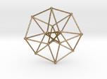 Toroidal Hypercube 50mm 1mm Time Traveller