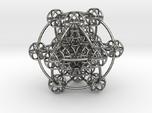 3D Metatron's Sphere: based on Metatron's Cube