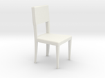 1:24 Curved Chair 3