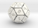 New Class of Dice - Spring-loaded 30-sided die