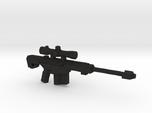 Barret 50.c Sniper Rifle