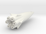 """Cohete"" Class SpaceShip Heavy Armed."