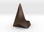 Golden Ratio Triangle Ring: Sz7