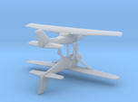 Cessna 172 - Hollow - Set of 2 - Nscale