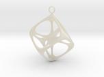 Soft Tesseract Pendant