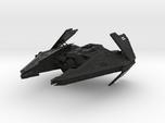 Sith Fury Interceptor (Wings Open) 1/270