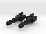 TF: Prime deluxe RID Arcee Blasters