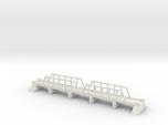 1/700 Steel Girder Rail Bridge