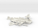 steering chassis for 1/43rd slotcars