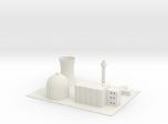 1/700 Yong-Byon Nuclear Reactor