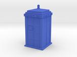 1:76 scale TARDIS