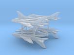 1/600 Su-7BM Fitter (x6)