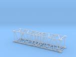 HO/1:87 Crane boom segment short 17x17 x2
