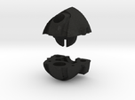 Wrecker Ironfist Head - Bullet Hole