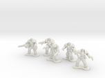 18mm Legionary Heavies (x5)