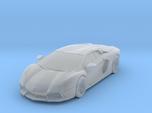 1/160 - Solid: Lamborghini Aventador (N-Scale)
