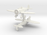1/200 Boeing P-26A Peashooter (x2)