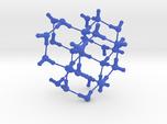 Water Molecule Matrix Model UniColor Plastic Large