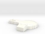 AMT Model Moonbase Landing Pad Original Scale