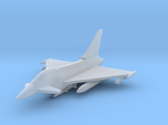 1/285 (6mm) Eurofighter Typhoon w/Ordnance
