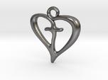 Cross My Heart Pendant
