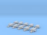 TT 1:120 Weichenantriebsattrappe (10 Stk)