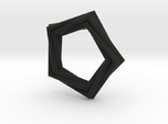 Pentagonal Pendant or Ring